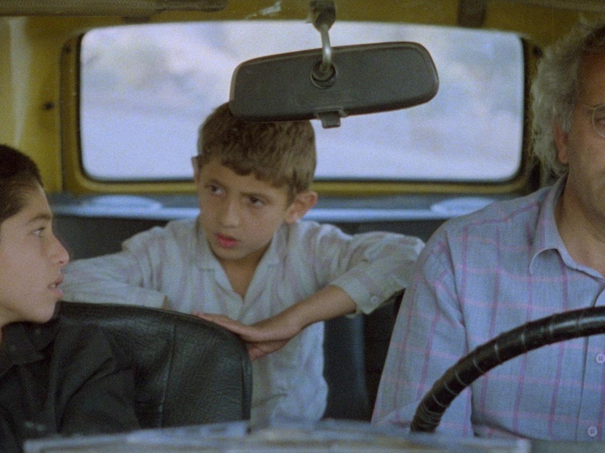 Rétrospective Abbas Kiarostami