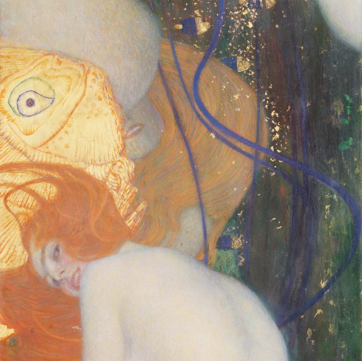 À fleur de peau. Vienne 1900, de Klimt à Schiele et Kokoschka