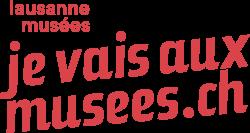 Logo jevaisaumusées.ch / lausanne musées
