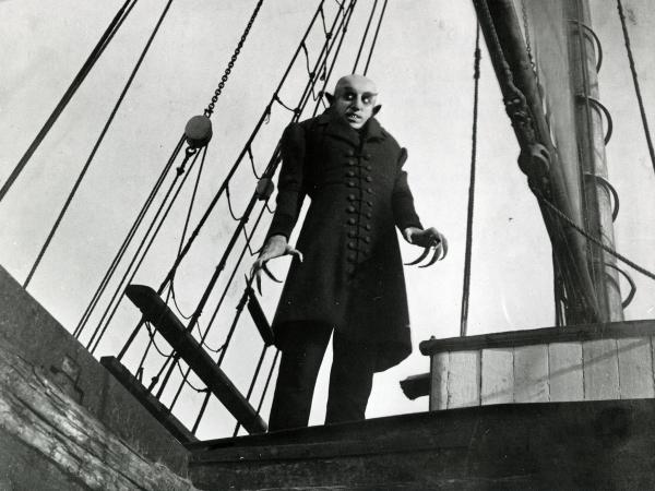 Ciné-concert Nosferatu