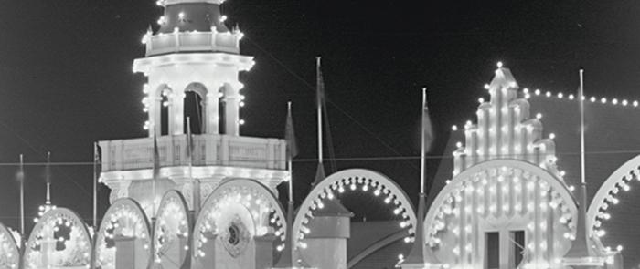 Nuit: fête de la lumière
