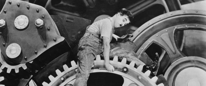 Charlie Chaplin jusqu'au Dictateur (1939)