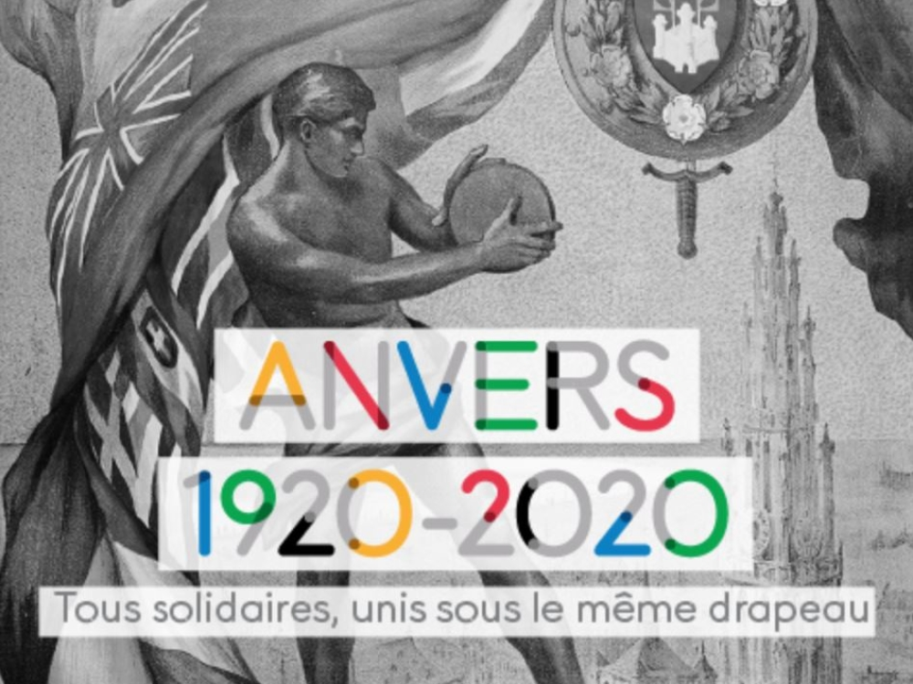 ANTWERP 1920-2020: STANDING IN SOLIDARITY, UNITED UNDER THE SAME FLAG - Free entrance