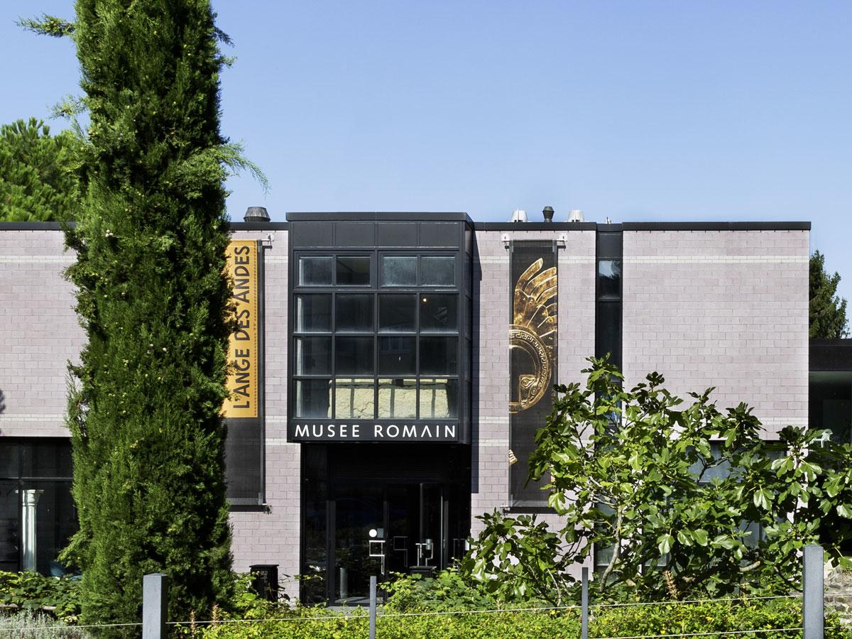 Musée romain de Lausanne-Vidy