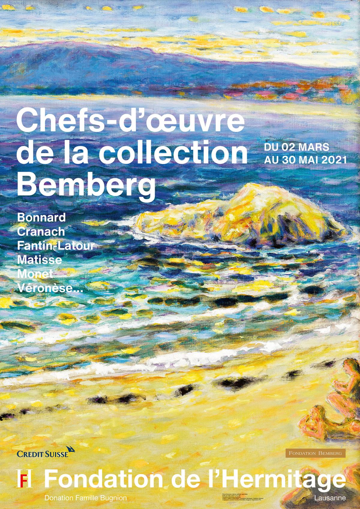CHEFS-D'OEUVRE DE LA COLLECTION BEMBERG