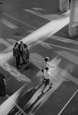 René Burri, Ministère de la Santé, Rio de Janeiro, Brésil, 1960 © René Burri / Magnum Photos. Fondation René Burri, Courtesy Musée de l'Elysée, Lausanne