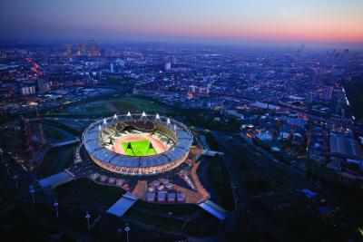 Stade olympique de Londres 2012 Stade olympique de Londres 2012 Populous