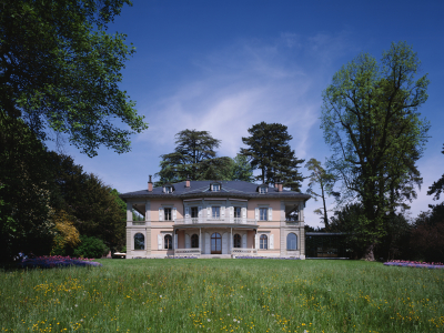 Fondation de l'Hermitage © photo François Bertin