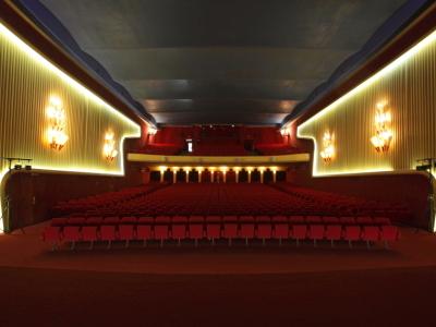 Cinémathèque suisse, la salle du cinéma Capitole Laura Sanna