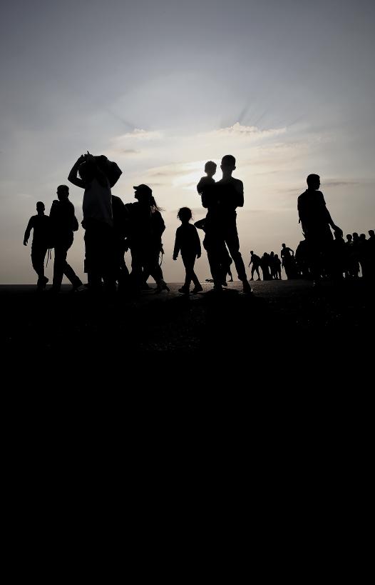 Flucht-Fuir: Dans les pas des réfugiés