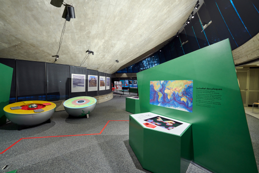 Exposition Tic tac tectonique