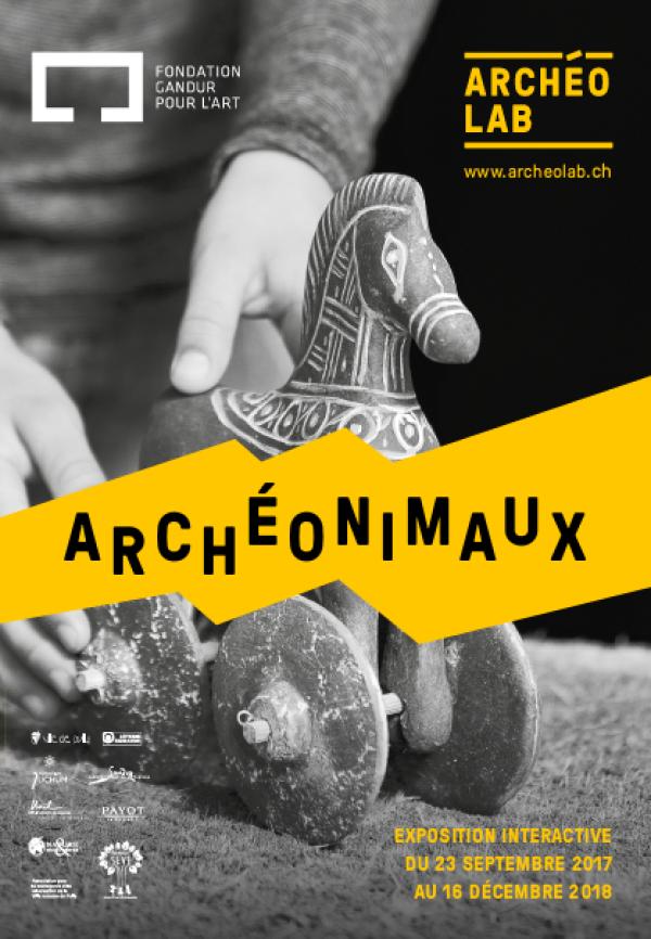 Archéonimaux (c) ArchéoLab 2017, DR