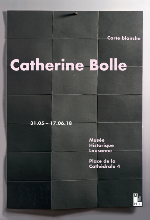Carte blanche à Catherine Bolle