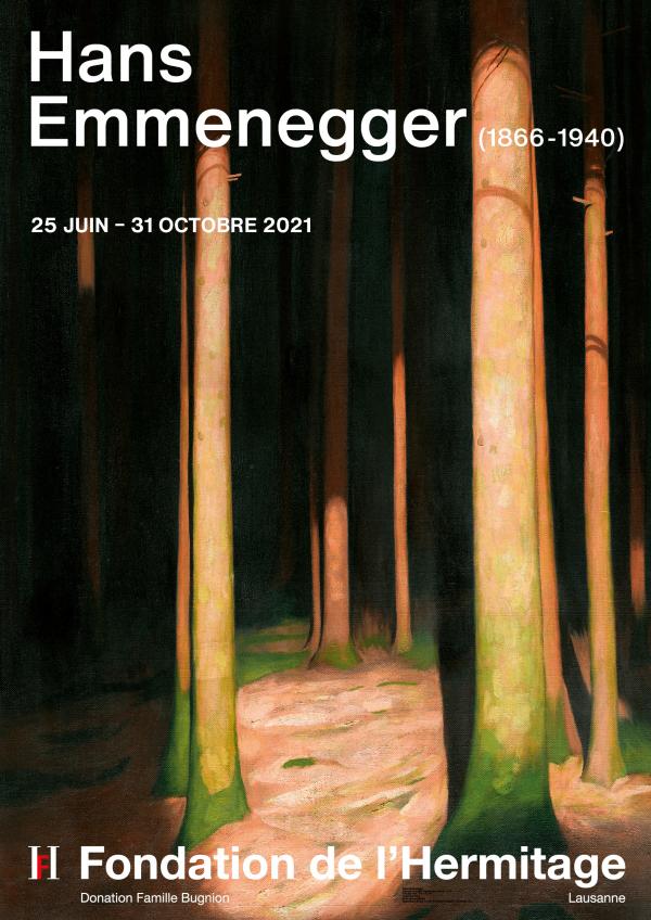HANS EMMENEGGER (1866-1940)