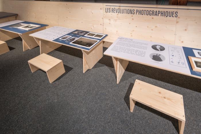 Vue du Studio - Espace découvertes Yannick Luthi