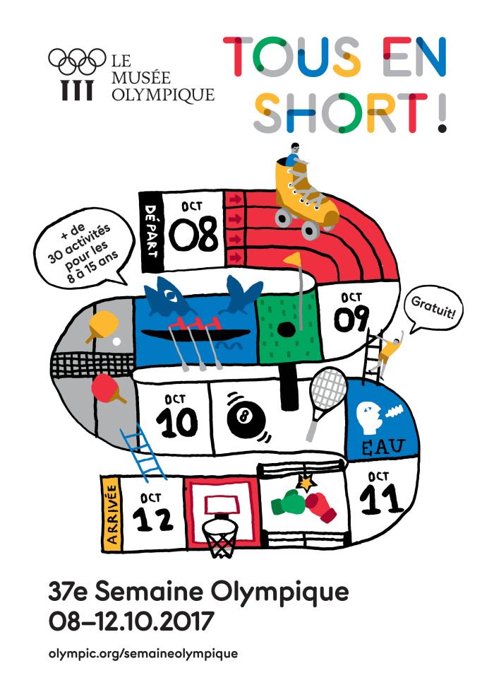 38e Semaine olympique