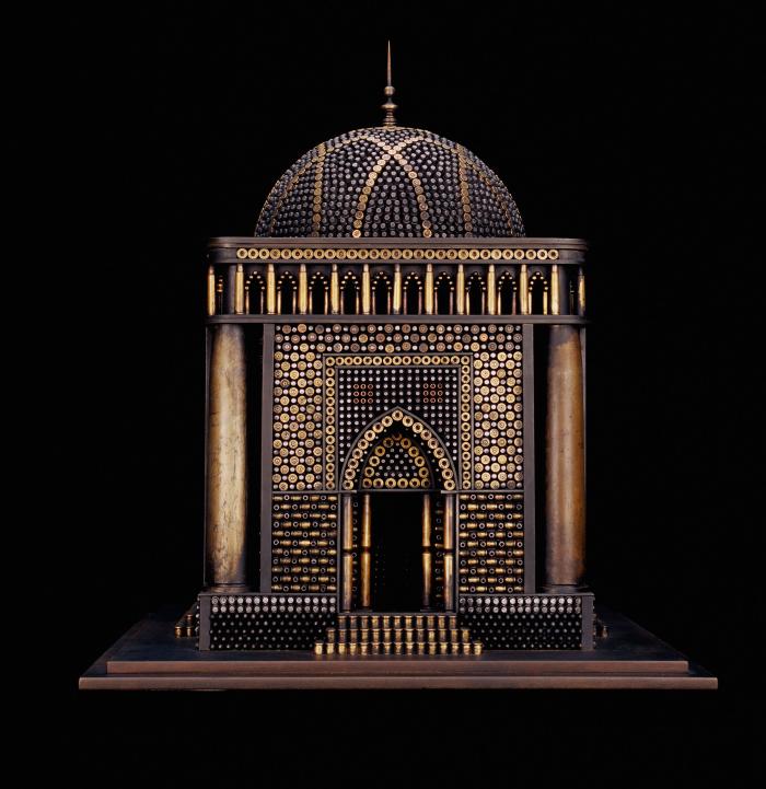 Mausoleum II Al Farrow Al Farrow