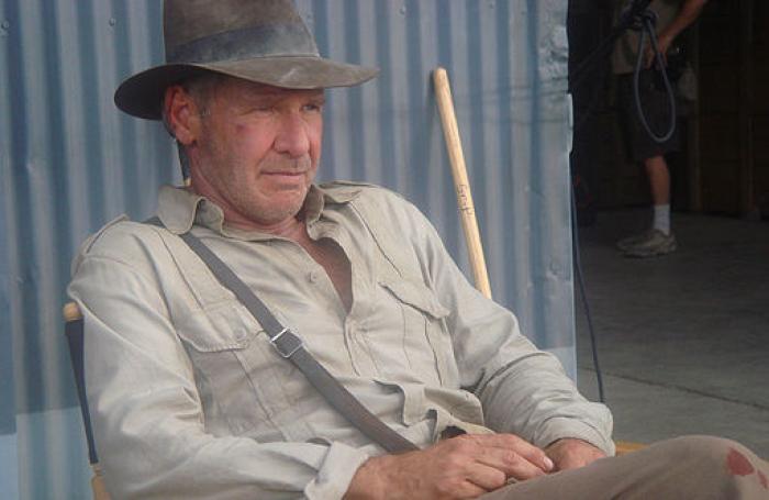 Indiana Jones John Griffith CC by SA, Wikimedia Commons