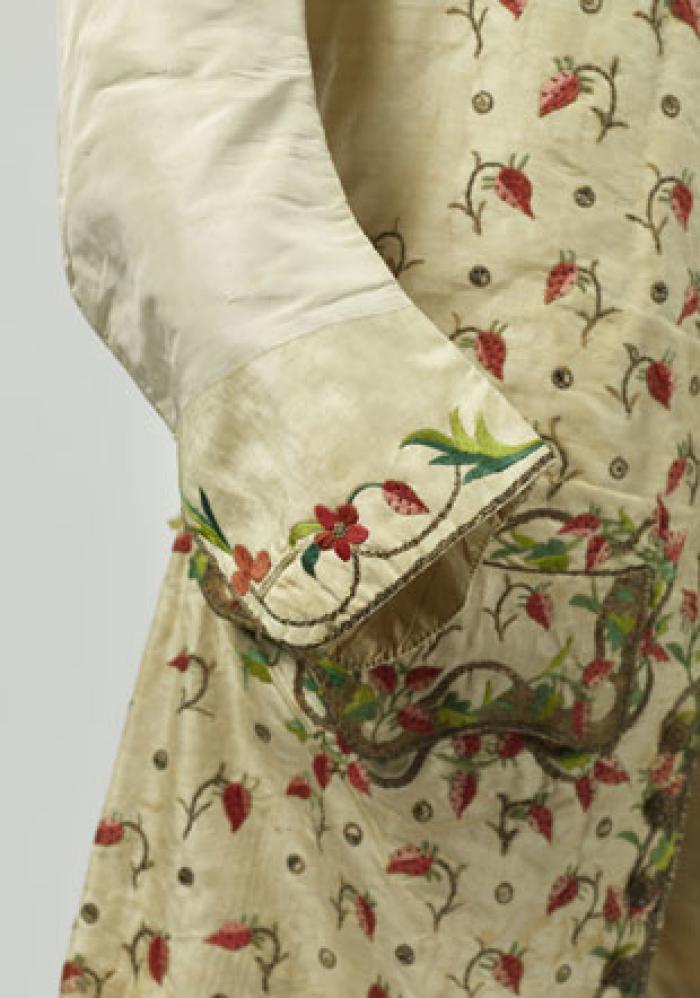 Gilet à manches longues, 1720-1740 MHL