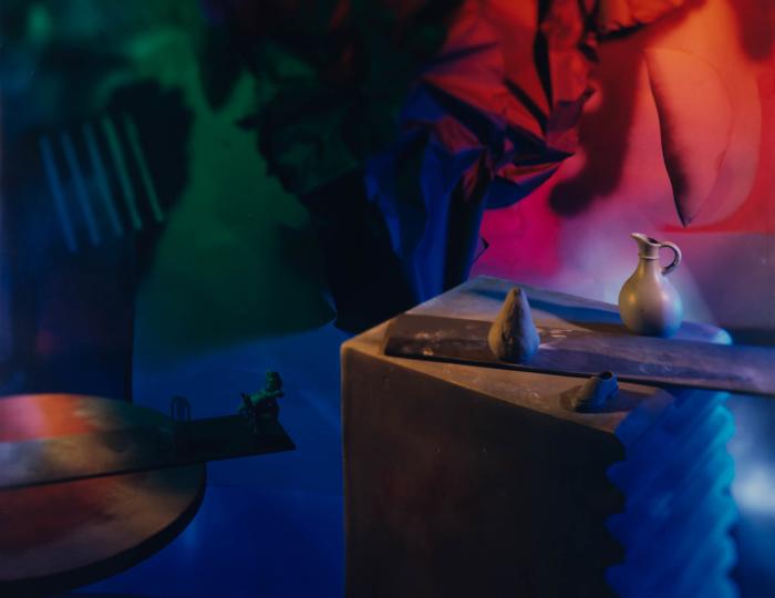 Jan Groover, Sans titre, ca. 1989 © Musée de l'Elysée, Lausanne – Fonds Jan Groover Jan Groover, Sans titre, ca. 1989 © Musée de l'Elysée, Lausanne – Fonds Jan Groover