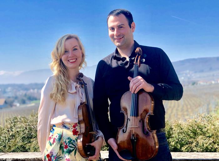 Anna Orlik et Dor Sperber