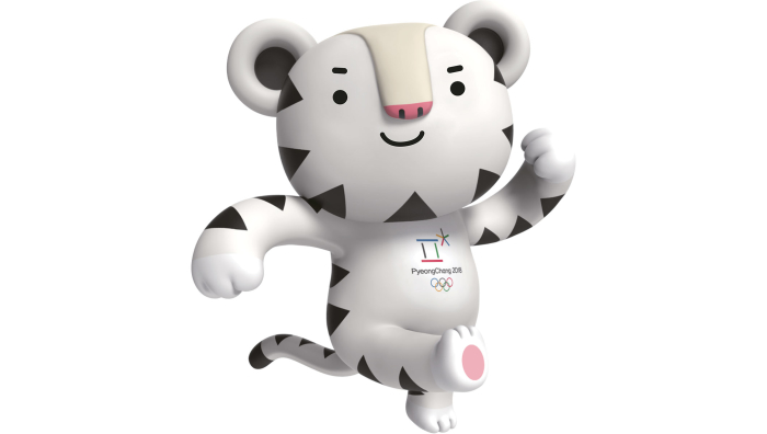 PyeongChang 2018 Mascotte CIO