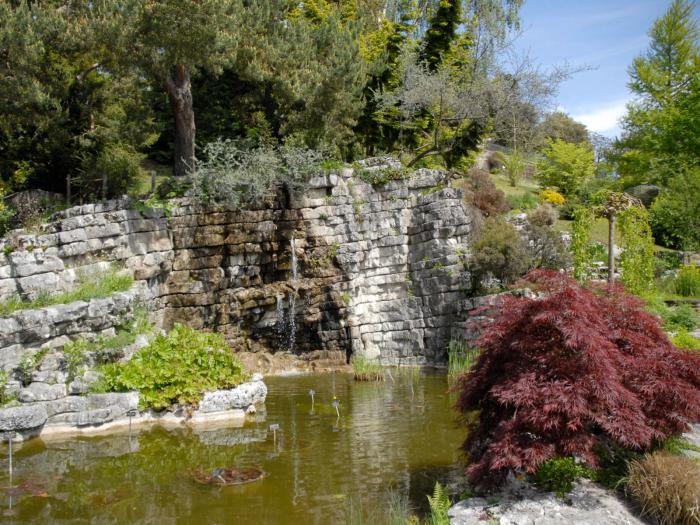 Musée et jardins botaniques cantonaux