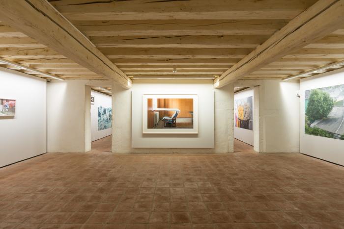 Vue de l'exposition Martin Kollar Yannick Luthi © Yannick Luthi