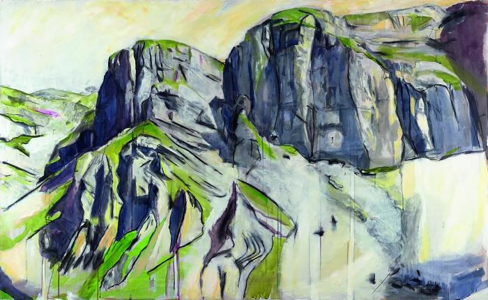 Etre montagne, Barbara Gwerder, Christiane Jaques, Astrid de la Forest, Eric Martinet