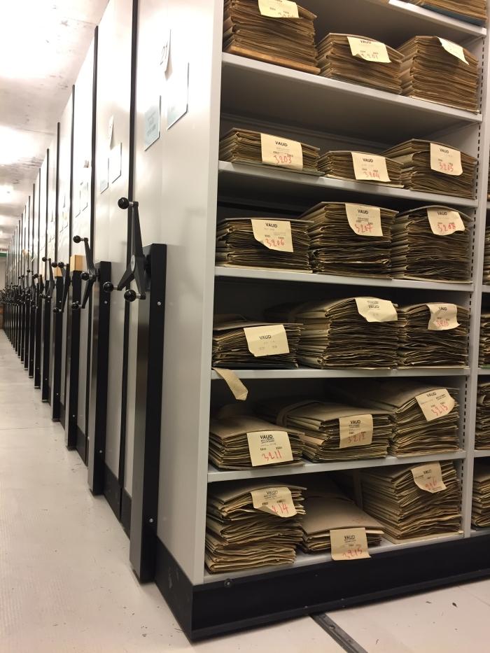 L'herbier vaudois 2.0: des plantes séchées au Big Data