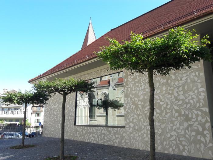 Musée historique Lausanne