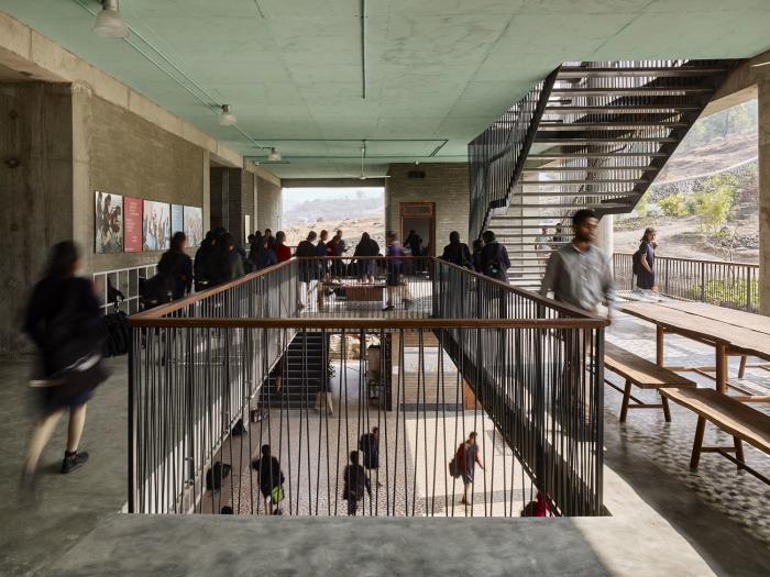 Avasara Academy, Case Design Ariel Huber, Lausanne Ariel Huber, Lausanne