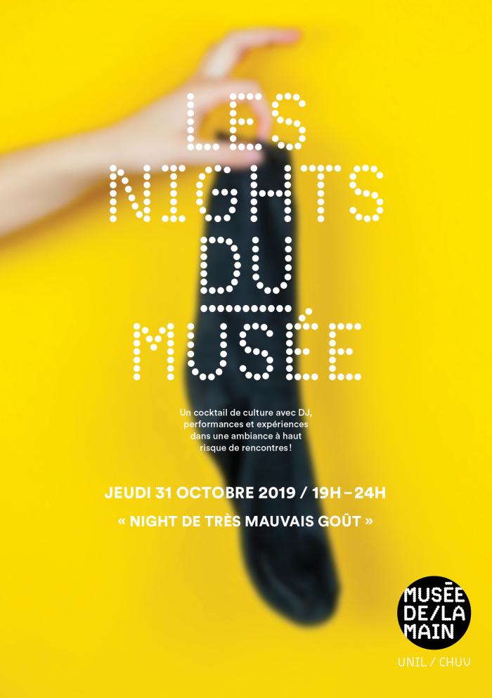 Night Musée de la main