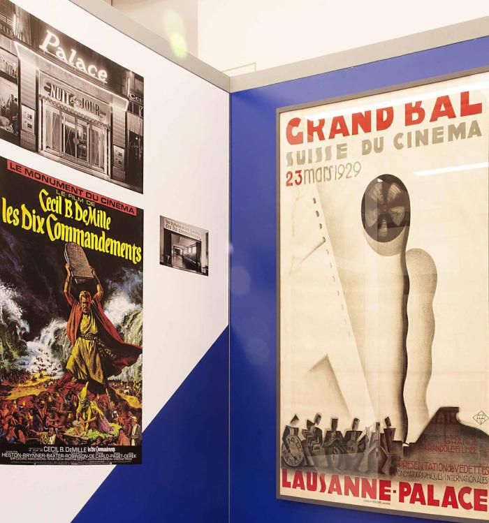 Photographie de l'exposition MHL/Christian Bérard-AN