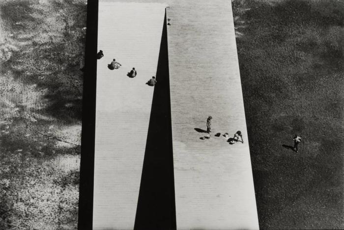 René Burri, Brasilia, Brésil, 1960 René Burri / Magnum Photos. Fondation René Burri, Courtesy Musée de l'Elysée, Lausanne