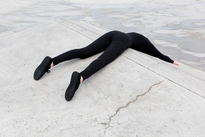 Jessie Schaer © Jessie Schaer, de la série Perception, du vide à la forme, 2019