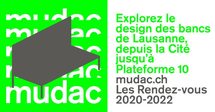 Balade en ville, design des bancs/COMPLET