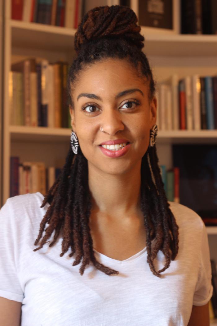 Pamela Ohene-Nyako ©Ashley Moponda