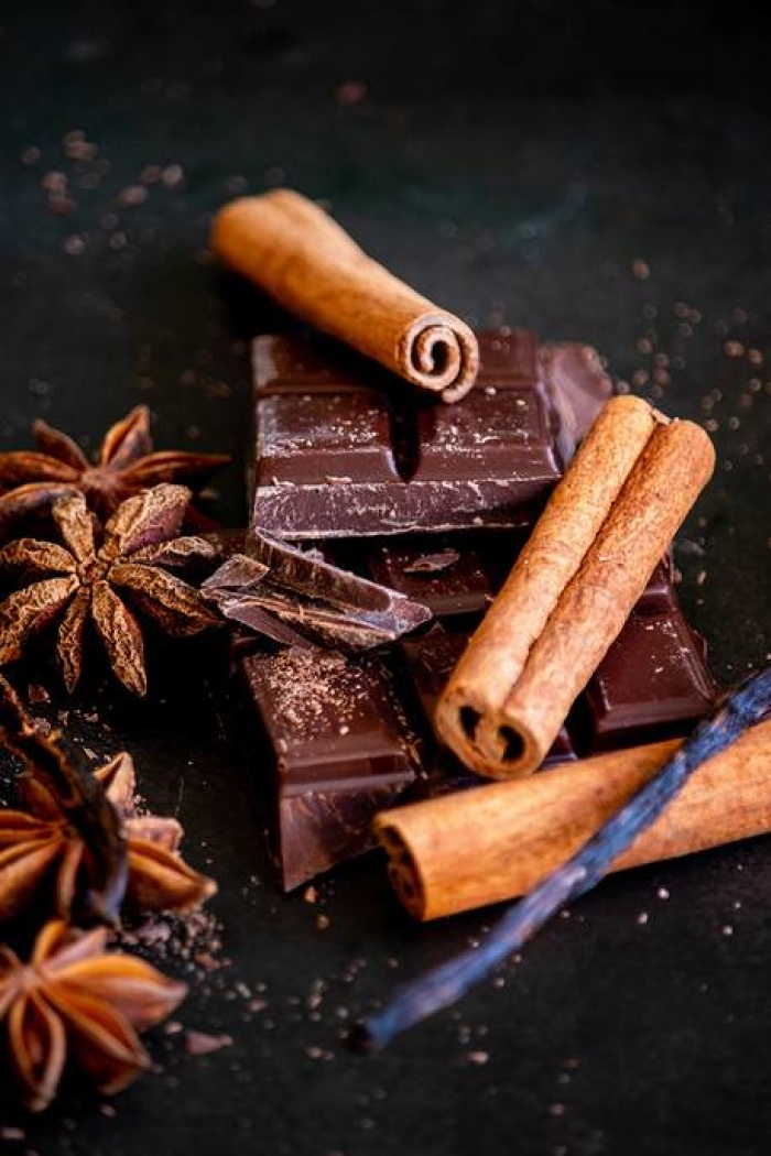 Chocolat chaud & épices de la serre tropicale